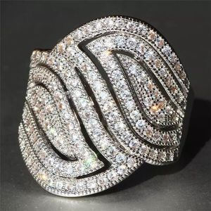New Full Crystal Fashion Gorgeous Ring